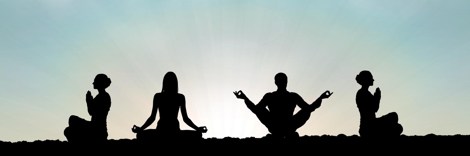 les quatres voies du yoga