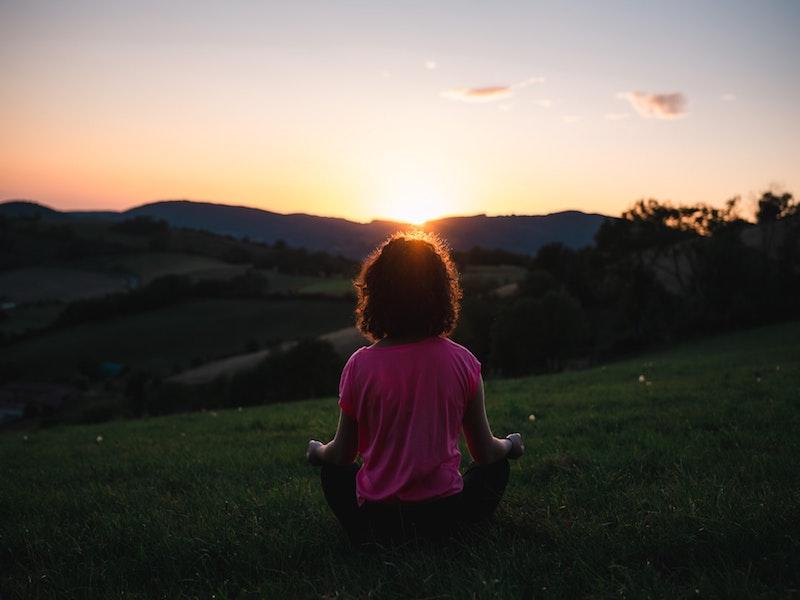 la méditation pour apaiser les douleurs