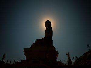 méditation de la lune